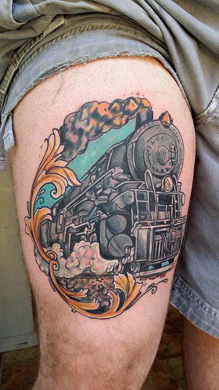 Yasmine Bellingham Tattoo Artist Old School Tattoo And Piercing Bellingham Tattoo Shop